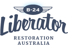 B-24 Liberator Restoration Australia